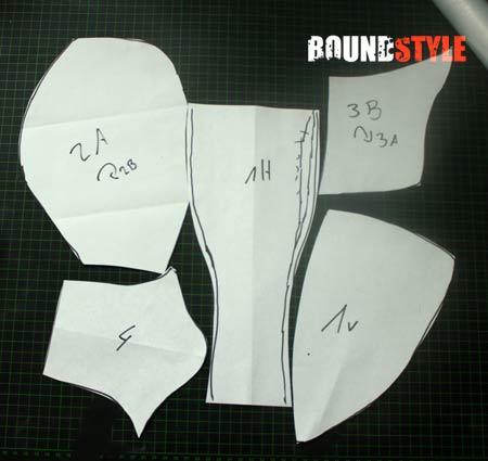 rubber ma anfertigung schnittbogen selbst erstellen boundstyle latex rubber. Black Bedroom Furniture Sets. Home Design Ideas